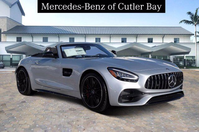 2020 Mercedes-Benz GT AMG®  C Roadster Cutler Bay FL