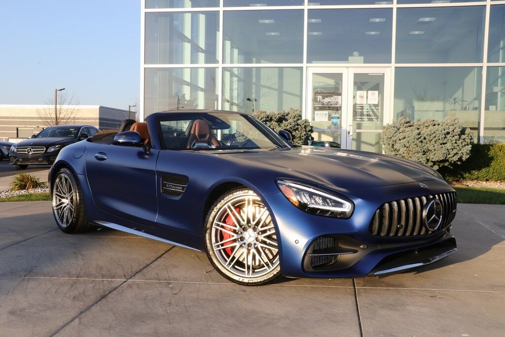 2020 Mercedes-Benz GT AMG®  C Roadster Kansas City MO