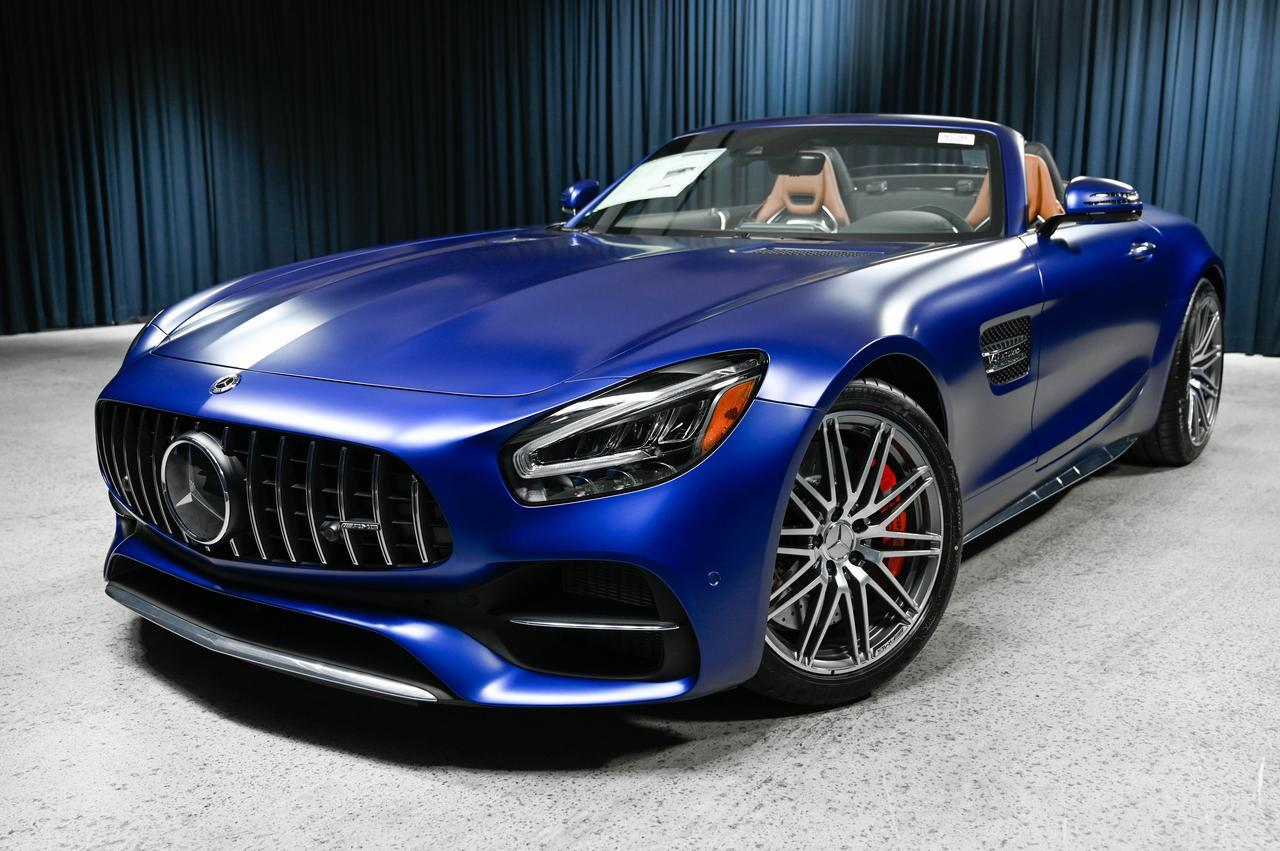2020 Mercedes-Benz GT AMG®  C Roadster Scottsdale AZ