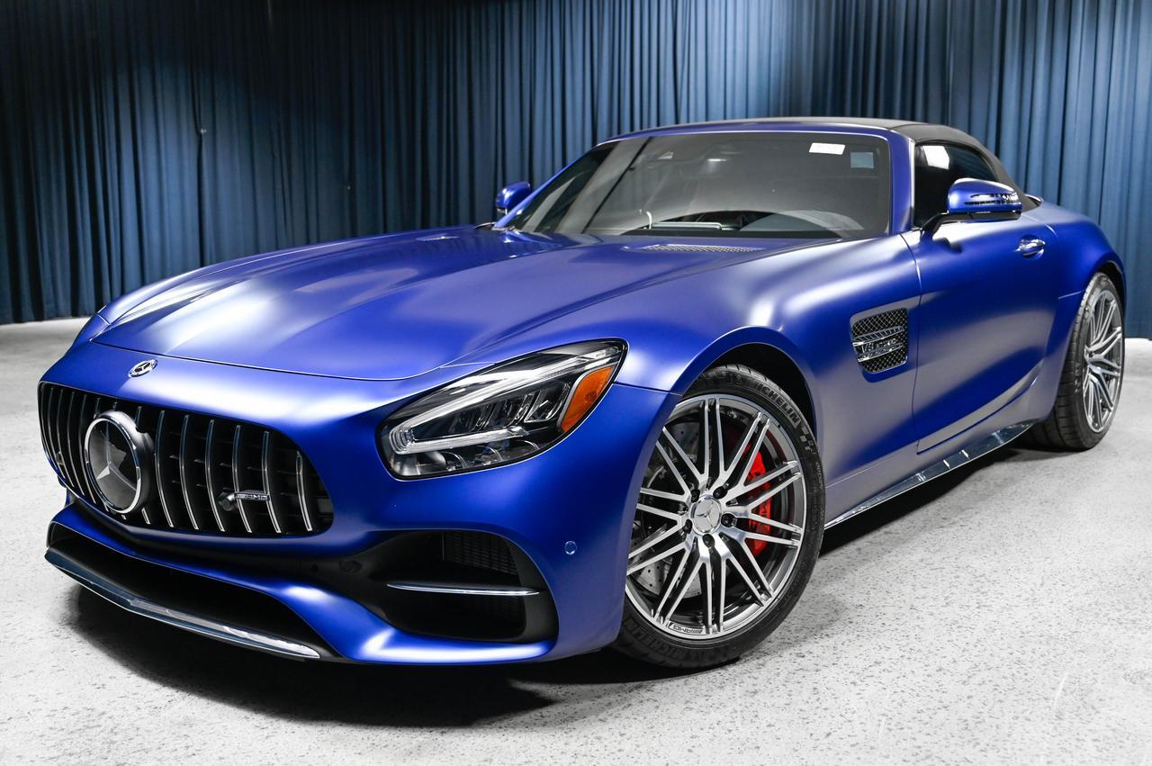 2020 Mercedes-Benz GT-Class AMG® GT C Roadster Scottsdale AZ