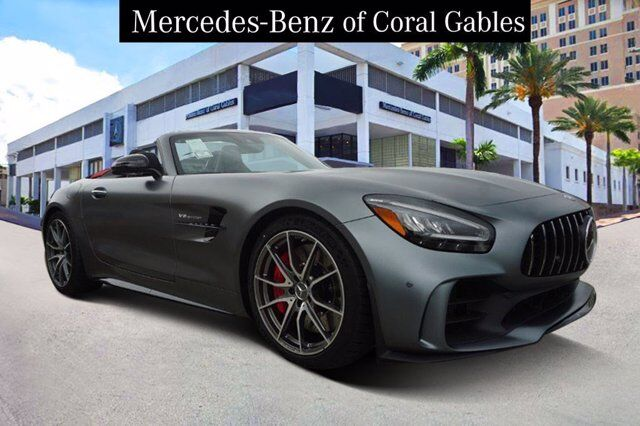 2020 Mercedes-Benz GT R Coupe Coral Gables FL