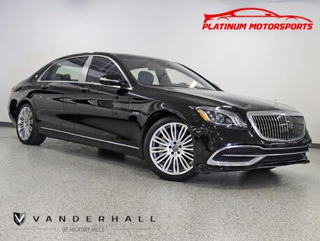2020_Mercedes-Benz_Maybach S 650_1 Owner Previously Owned By The Best Boxer Of His Generation Fully Loaded_ Hickory Hills IL
