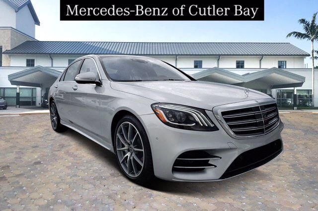 2020 Mercedes-Benz S 450 4MATIC® Cutler Bay FL
