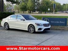 2020_Mercedes-Benz_S_4504MATIC®_ Houston TX