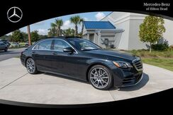 2020_Mercedes-Benz_S_450_ Bluffton SC