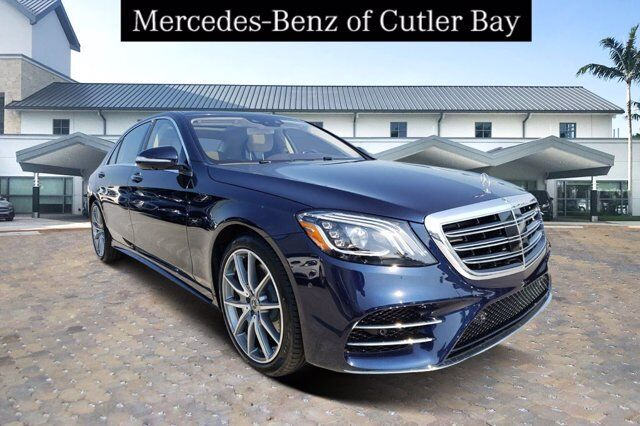 2020 Mercedes-Benz S 450 Cutler Bay FL