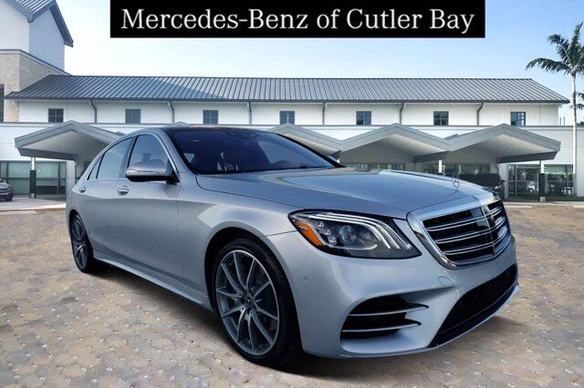 2020 Mercedes-Benz S 450 # LA532754 Cutler Bay FL