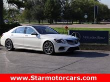 2020_Mercedes-Benz_S_450_ Houston TX