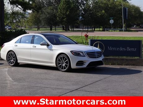 2020 Mercedes-Benz S 450 Houston TX