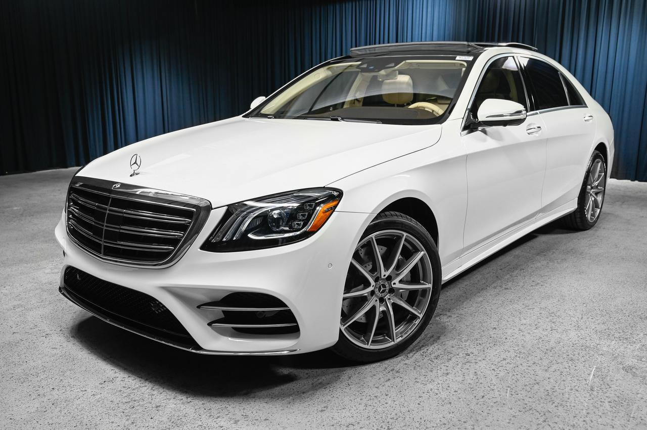 2020 Mercedes-Benz S 450 Scottsdale AZ
