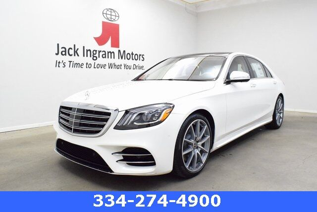 2020 Mercedes-Benz S 450 Sedan Montgomery AL