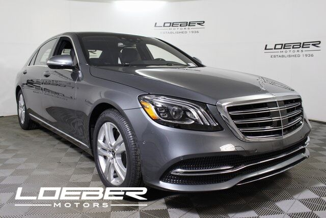 2020 Mercedes-Benz S 450 4MATIC® Chicago IL