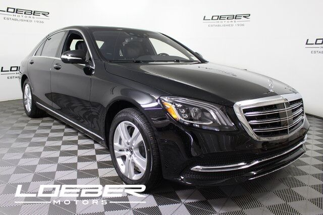 2020 Mercedes-Benz S 450 4MATIC® Lincolnwood IL