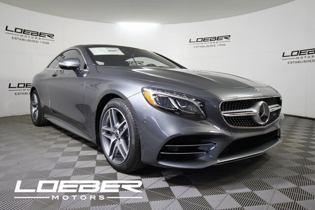 2020 Mercedes-Benz S 560 4MATIC® Coupe Lincolnwood IL