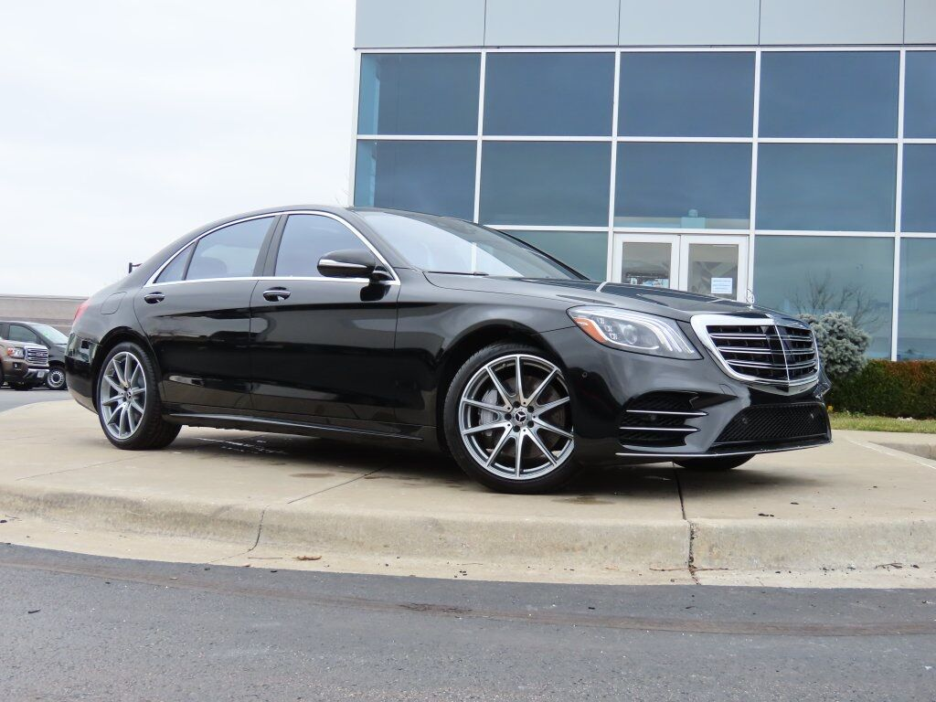 2020 Mercedes-Benz S 560 4MATIC® Sedan Kansas City MO