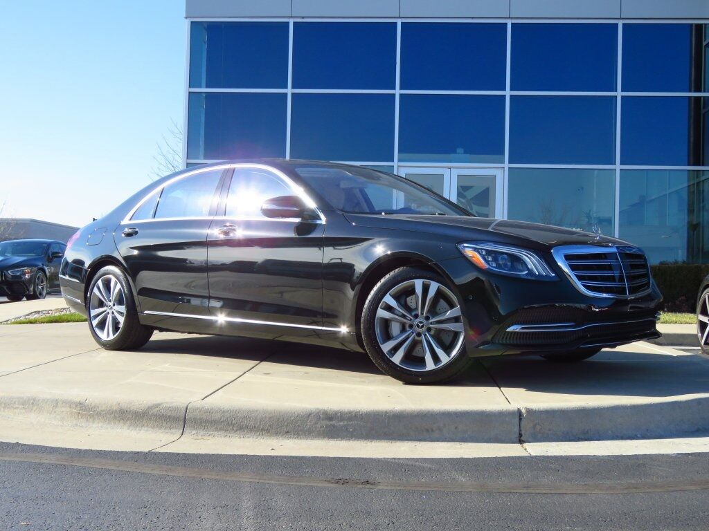 2020 Mercedes-Benz S 560 4MATIC® Sedan