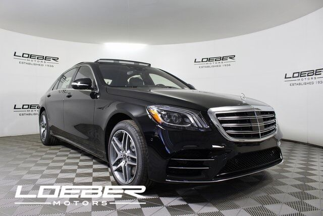 2020 Mercedes-Benz S 560 4MATIC® Sedan Chicago IL