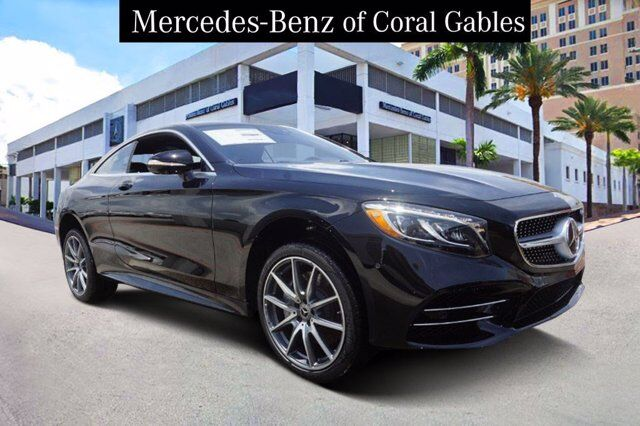 2020 Mercedes-Benz S 560 4MATIC® Coupe Coral Gables FL