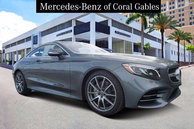 2020 Mercedes-Benz S 560 4MATIC® Coupe # LA040544 Coral Gables FL