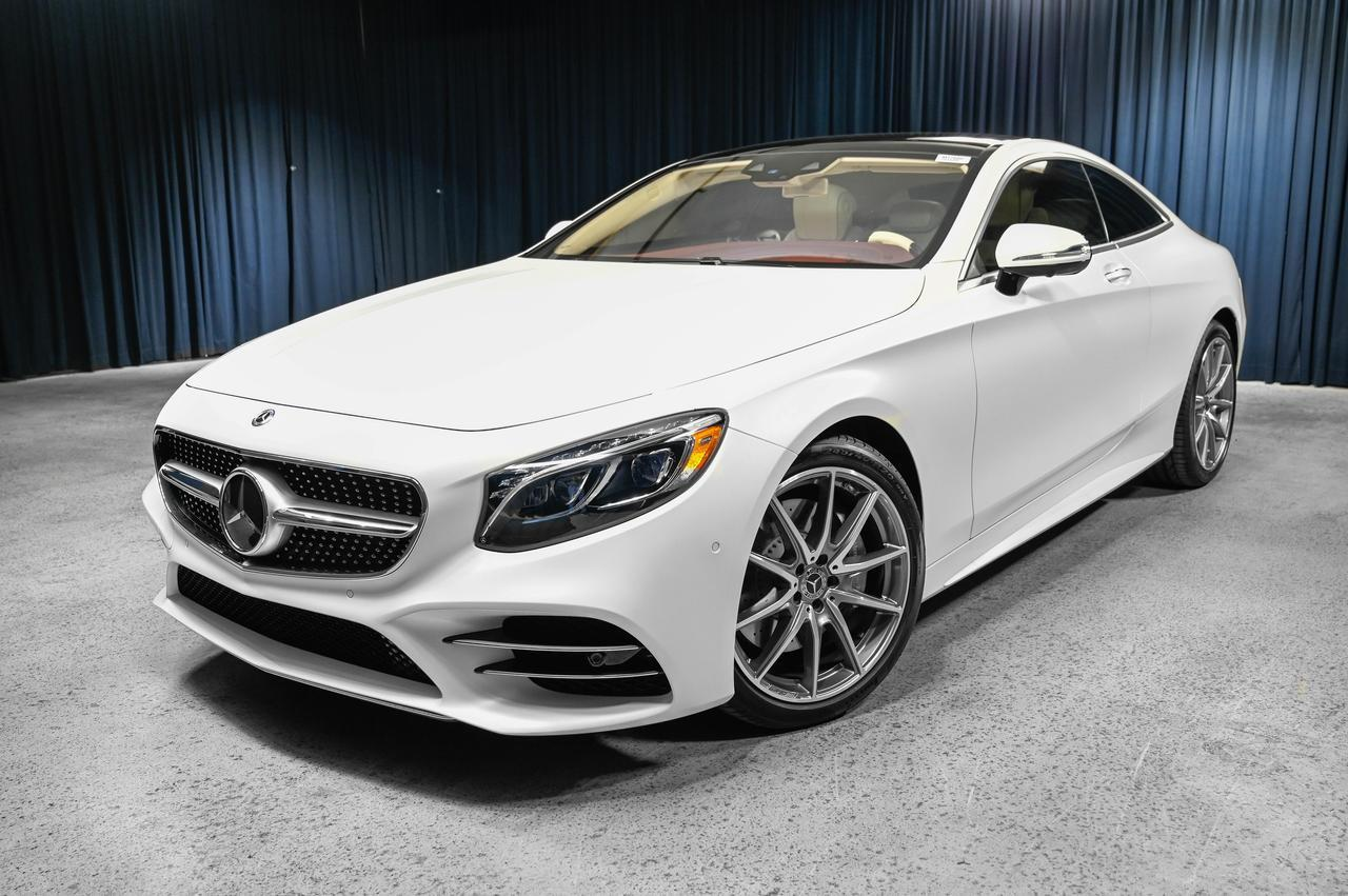 2020 Mercedes-Benz S 560 4MATIC® Coupe Scottsdale AZ