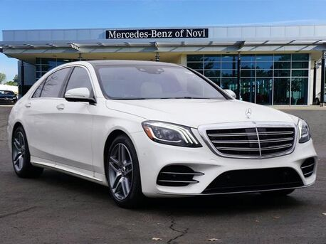 2020_Mercedes-Benz_S_560 4MATIC® Sedan_  Novi MI