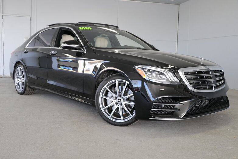 2020 Mercedes-Benz S 560 4MATIC® Sedan Merriam KS