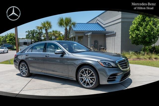 2020 Mercedes-Benz S 560 Sedan Bluffton SC