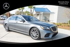 2020_Mercedes-Benz_S_560 Sedan_ Bluffton SC