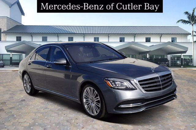 2020 Mercedes-Benz S 560 Sedan Cutler Bay FL