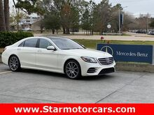 2020_Mercedes-Benz_S_560 Sedan_ Houston TX