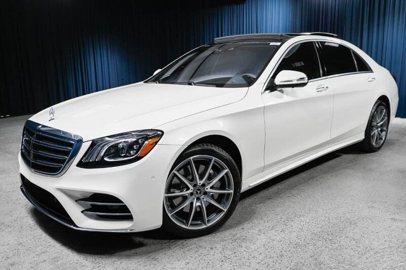 2020 Mercedes-Benz S 560 Sedan Scottsdale AZ