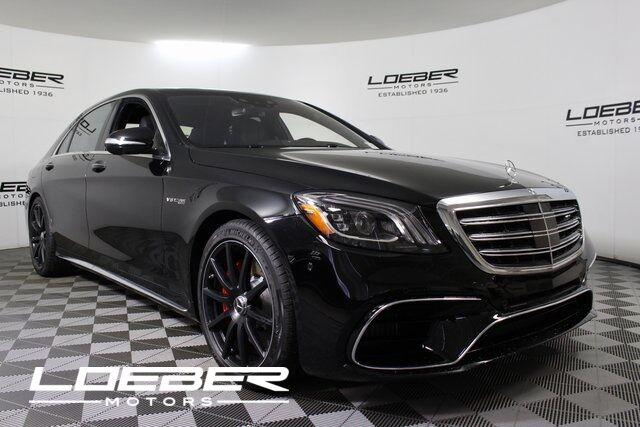2020 Mercedes-Benz S AMG® 63 4MATIC® Lincolnwood IL