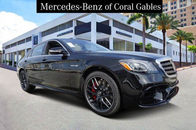 2020 Mercedes-Benz S AMG® 63 4MATIC® Coral Gables FL