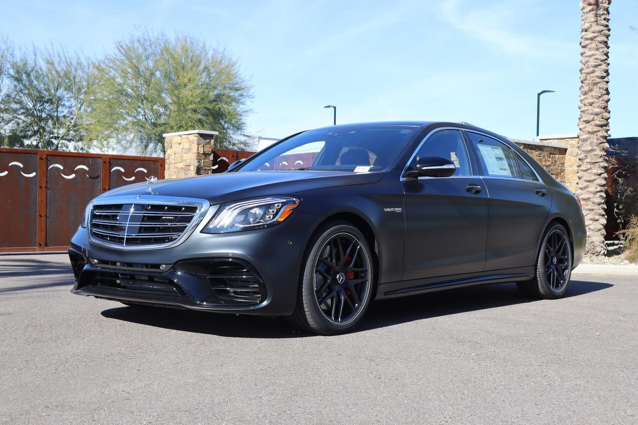 2020 Mercedes-Benz S AMG® 63 4MATIC® Gilbert AZ
