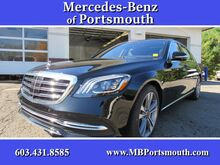 2020_Mercedes-Benz_S-Class_450 4MATIC®_ Greenland NH