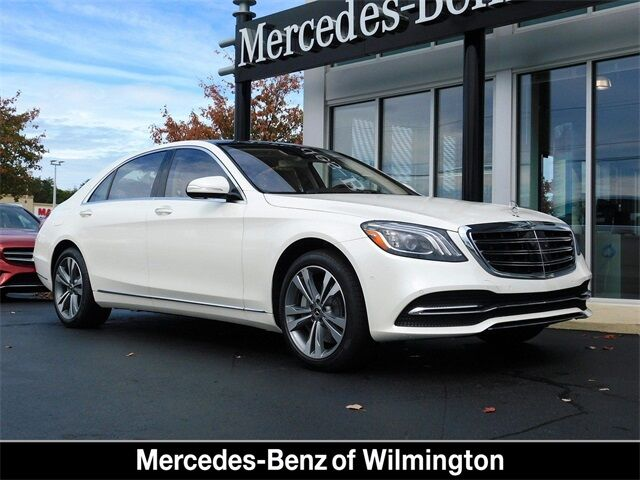 2020 Mercedes-Benz S-Class 450 4MATIC® Wilmington DE