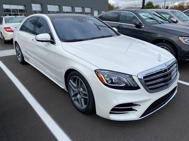 2020 Mercedes-Benz S-Class 560 4MATIC® Sedan Indianapolis IN