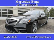2020_Mercedes-Benz_S-Class_560 4MATIC® Sedan_ Greenland NH