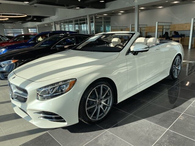 2020 Mercedes-Benz S-Class 560 Cabriolet Indianapolis IN