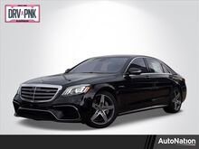 2020_Mercedes-Benz_S-Class_AMG S 63_ Houston TX