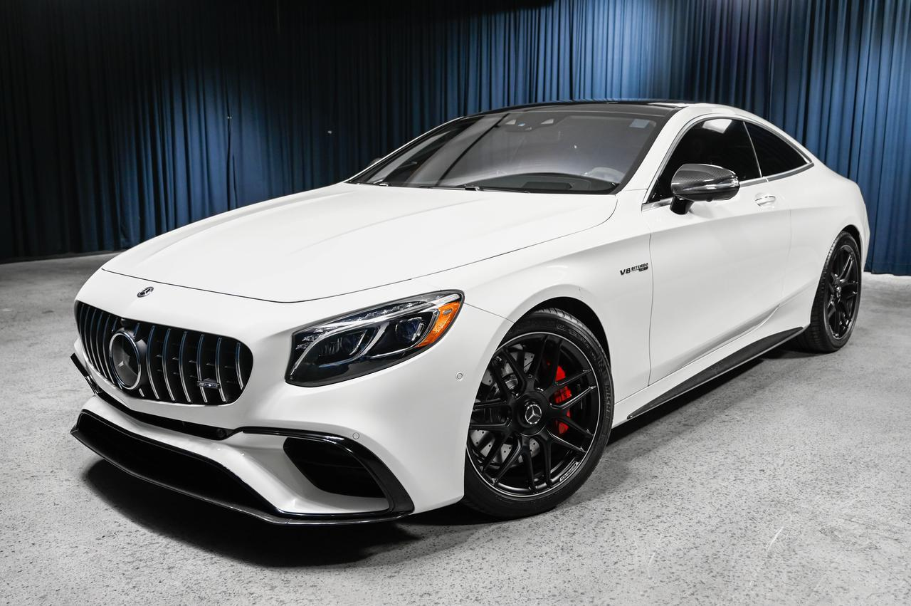 2020 Mercedes-Benz S-Class AMG® S 63 Coupe Scottsdale AZ