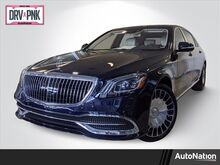 2020_Mercedes-Benz_S-Class_Maybach S 560_ Pompano Beach FL