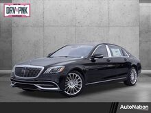 2020_Mercedes-Benz_S-Class_Maybach S 560_ San Jose CA