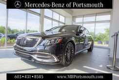 2020_Mercedes-Benz_S-Class_Maybach S650_ Greenland NH