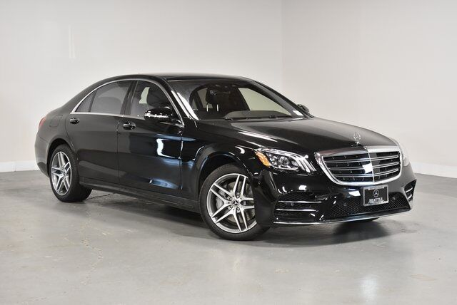 2020 Mercedes-Benz S-Class S 450 4MATIC® Sedan Seattle WA