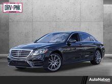 2020_Mercedes-Benz_S-Class_S 450_ Pembroke Pines FL
