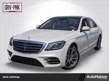 2020_Mercedes-Benz_S-Class_S 450_ Wesley Chapel FL