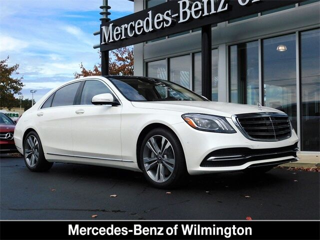 2020 Mercedes-Benz S-Class S 450 4MATIC® Wilmington DE