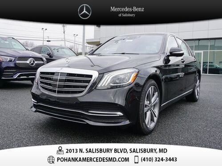 2020_Mercedes-Benz_S-Class_S 560 4MATIC_ Salisbury MD