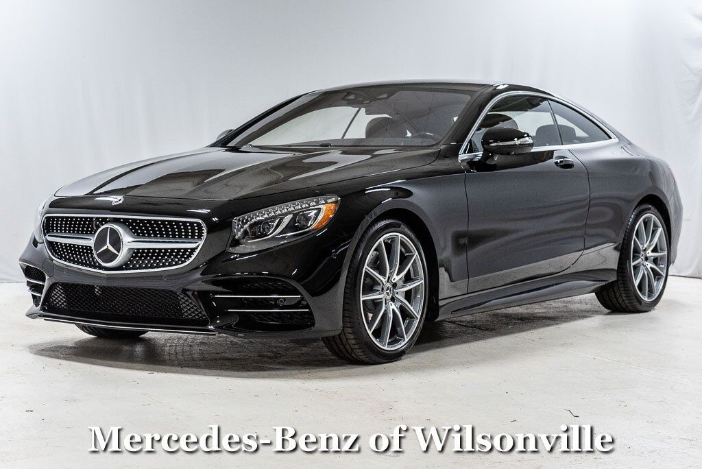 2020 Mercedes-Benz S-Class S 560 4MATIC® Coupe Wilsonville OR